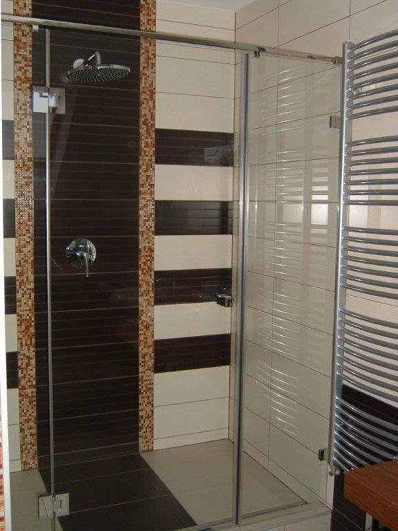Tálca nélküli zuhanykabinok