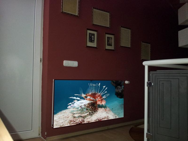 Üvegborítású radiátor II.