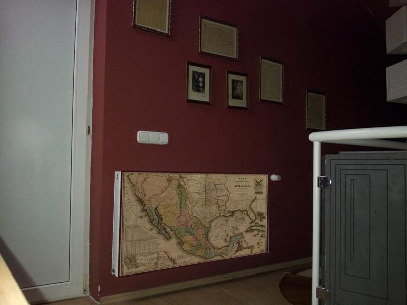 Üvegborítású radiátor VI.